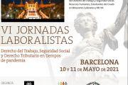 VI JORNADAS LABORALISTAS DE BARCELONA